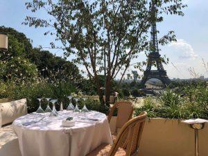 Ristorante Girafe a Parigi