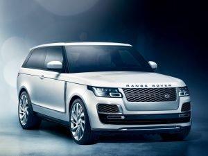 Range Rover Suv Coupe