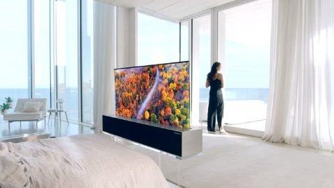 LG SIGNATURE OLED TV-R